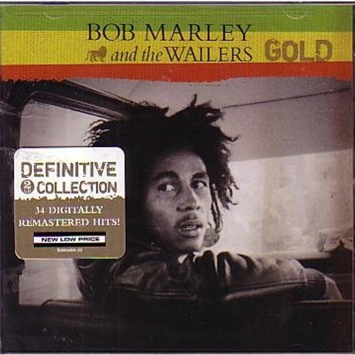 Gold (2cd Set) - Bob Marley & The Wailers