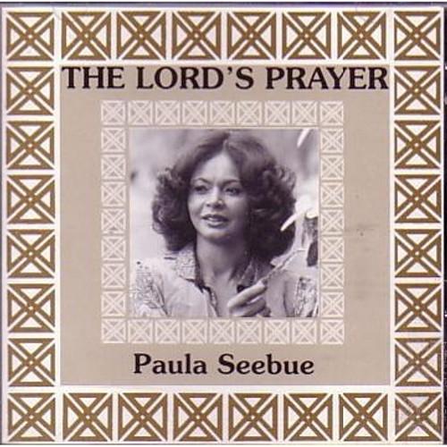 The Lord's Prayer - Paula Seebue