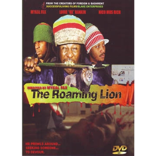 The Roaming Lion Movie - Various Artists (DVD)