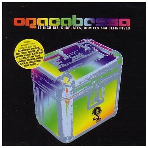 Oracabessa(12 Inch Biz, Dubplates & Remixes) - Various Artists