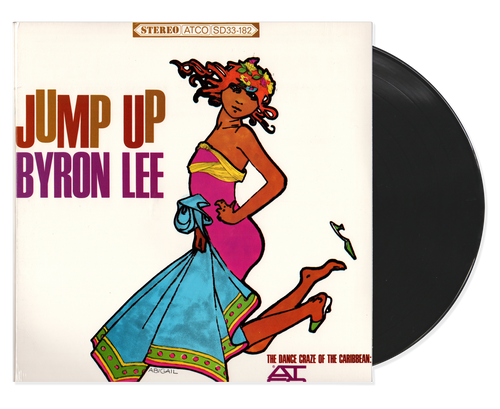 Jump Up - Byron Lee & The Dragonaires (LP)