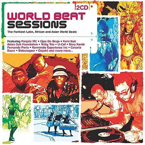 World Beat Sessions - Various Artists