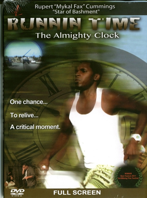 Runnin Time The Almighty Clock (Movie) - Various Artists (DVD)