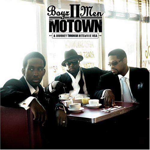 Motown:a Journey Through Hitsville Usa - Boyz Ii Men