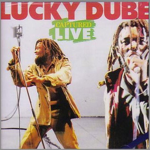 Captured Live - Lucky Dube