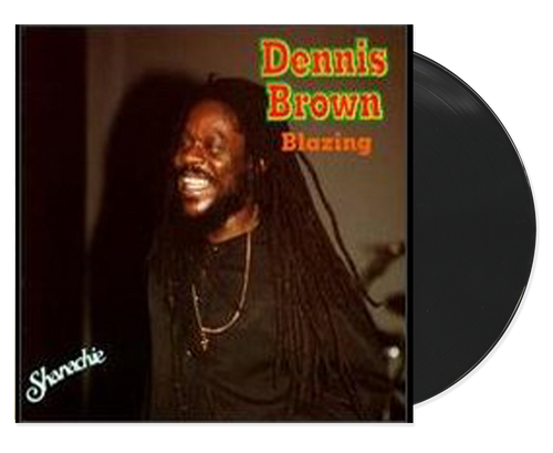 Blazing - Brown, Dennis (LP)