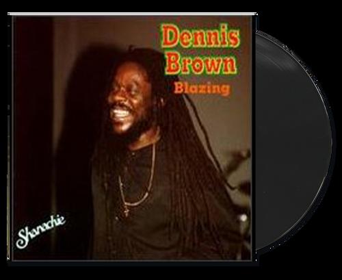 Blazing - Brown, Dennis (LP)