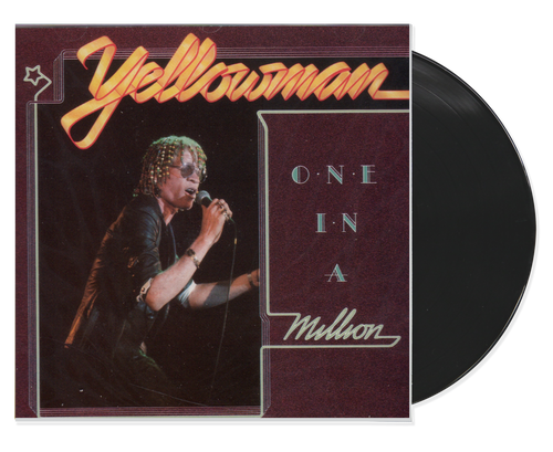 One In A Million - Yellowman (LP)