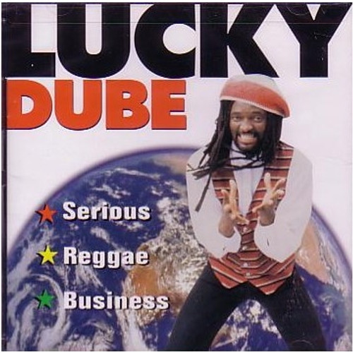Serious Reggae Business - Lucky Dube