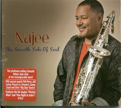 The Smooth Side Of Soul - Najee