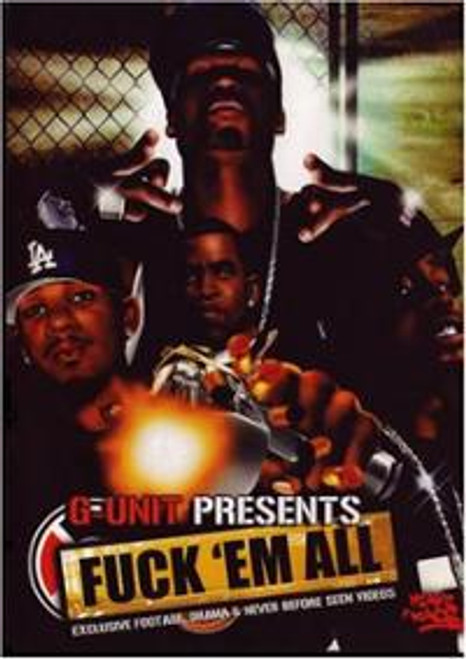 F$*k Em All - G-unit Presents (DVD)