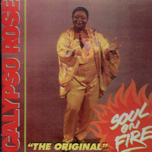 Soul On Fire - Calypso Rose