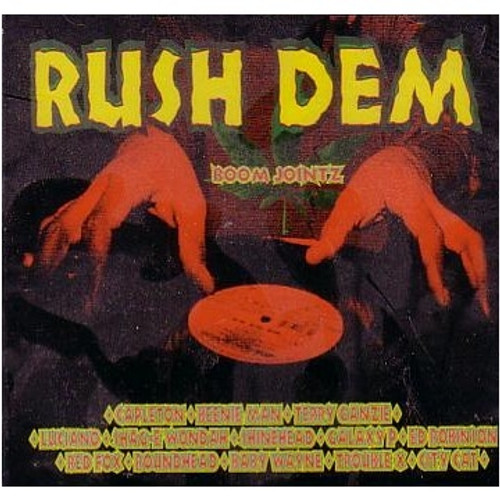 Rush Dem - Various Artists (LP)
