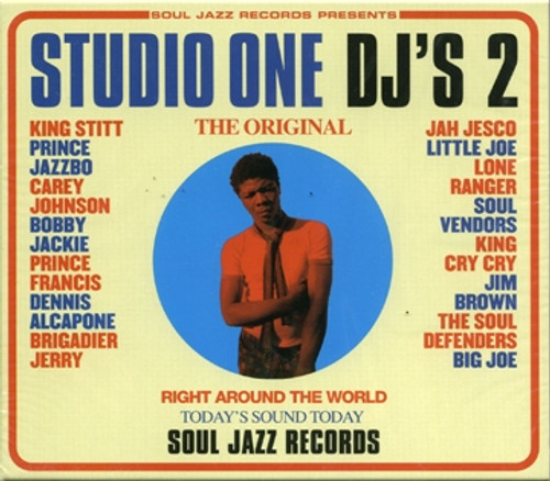 Studio One Dj's 2 - Various Artists