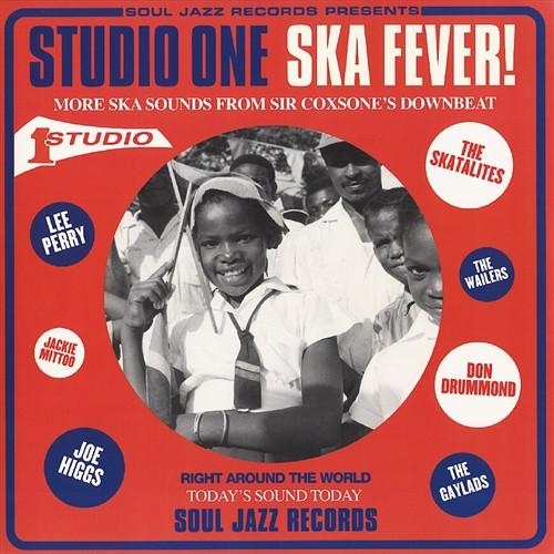 Studio One Ska Fever - Various Artists