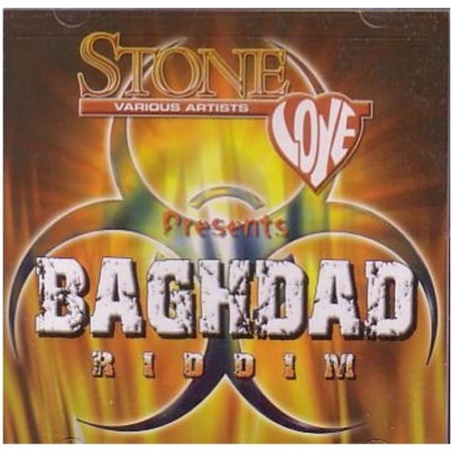 Baghdad Riddim - Various Artists (LP)