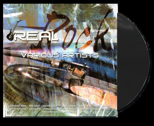 Real Rock - Various Artists (LP)