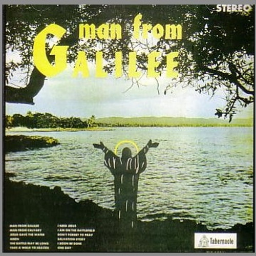 Man From Galilee - Various Artists