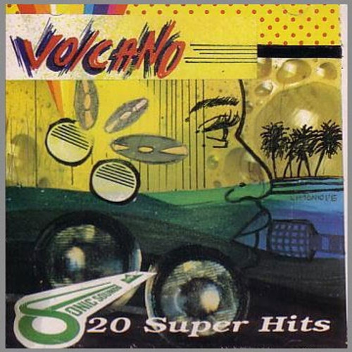20 Volcano Super Hits - Various Artists