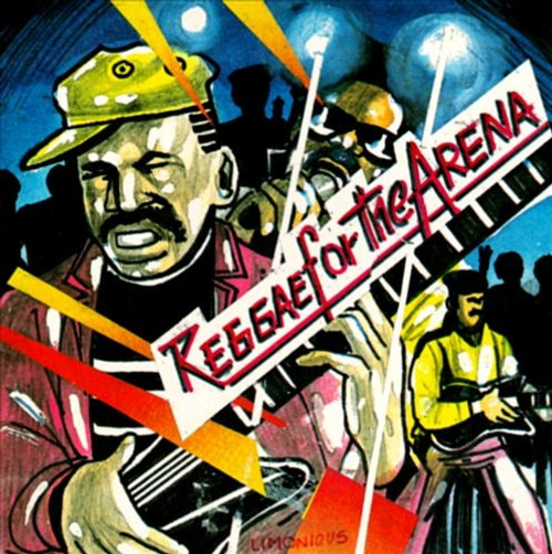 Reggae For The Arena - Various Artists