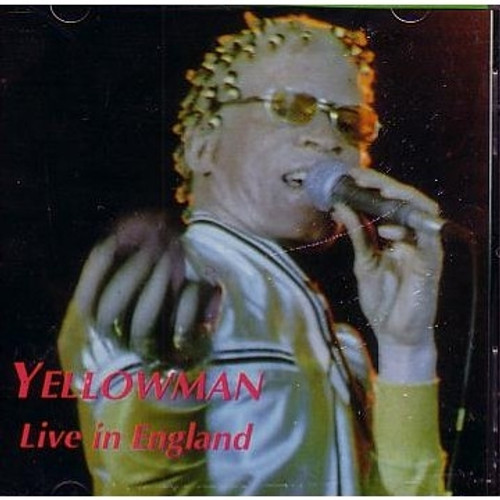 Live In England - Yellowman