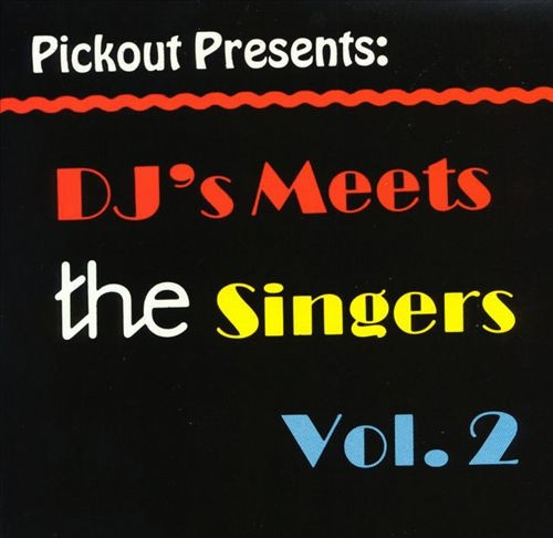 Dj's Meet Singers 2 - Various Artists