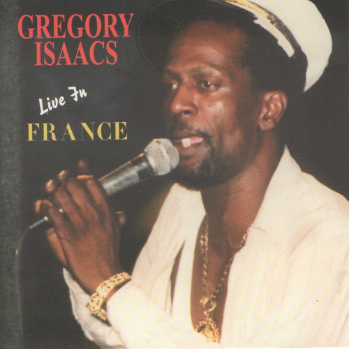 Live In France - Gregory Isaacs