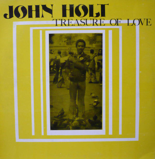 Treasure Of Love - John Holt