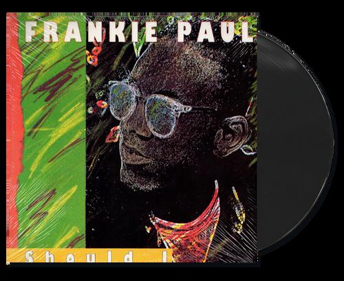 Should I - Frankie Paul (LP)