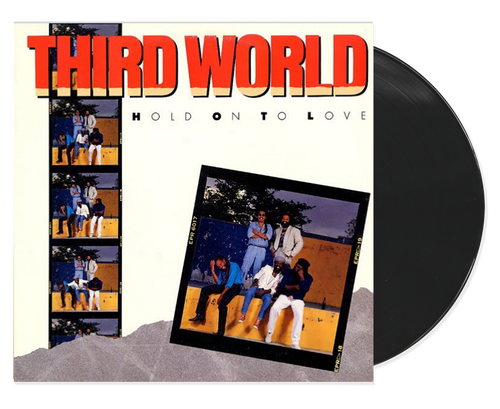 Hold On To Love - Third World (LP)