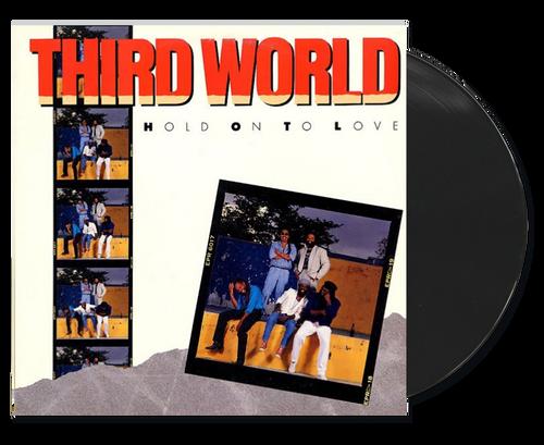 Hold On To Love - Third World (LP)