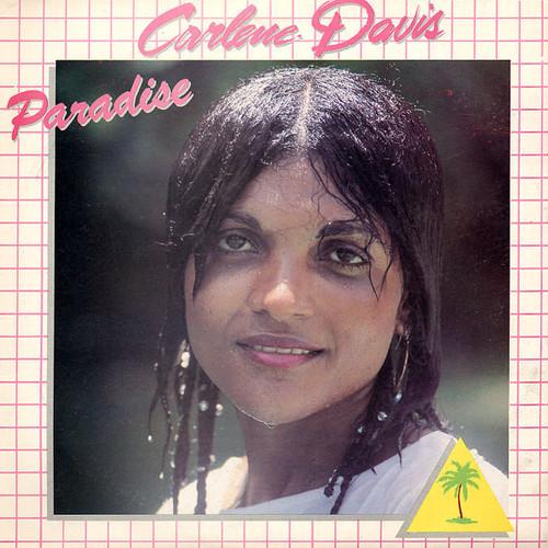 Paradise - Carlene Davis (LP)