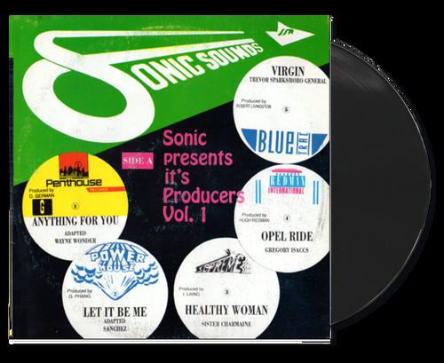 Sonic Presents Its Producers Vol. 1 - Various Artists (LP)