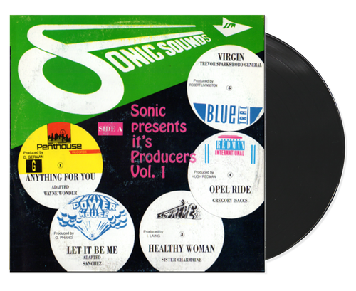 Sonic Presents Its Producers Vol. 1 - Various Artists (LP)