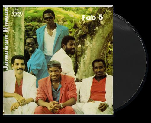 Jamaican Woman - Fab 5 (LP)
