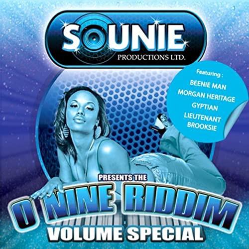 O Nine Riddim Volume Special - Various Artists