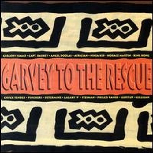 Garvey To The Rescue - Various Artists (LP)