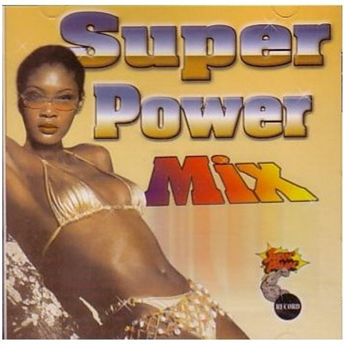 Superpower Mix - Various Artists