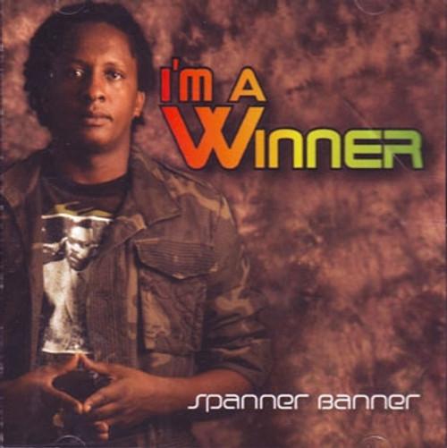 I'm A Winner - Spanner Banner
