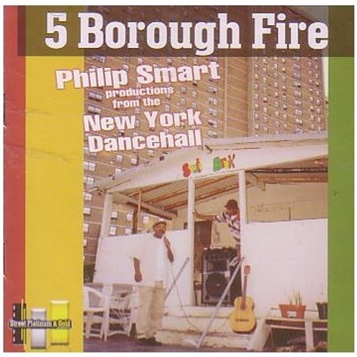 5 Borough Fire - Various Artists