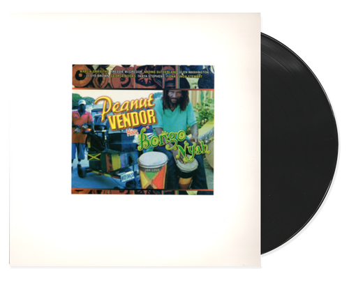 Peanut Vendor Meets Bongo Nyah - Various Artists (LP)