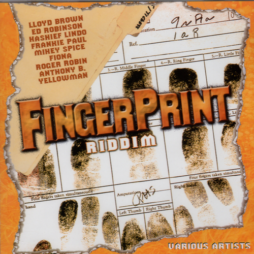 Fingerprint Riddim - Various Artists