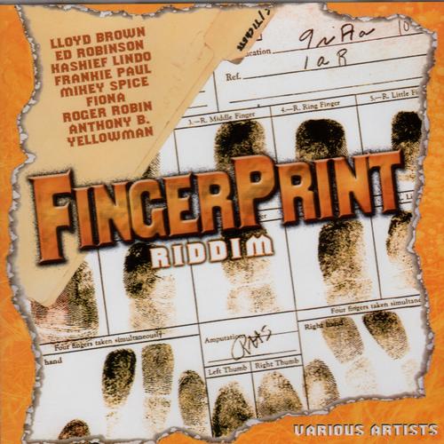 Fingerprint Riddim - Various Artists