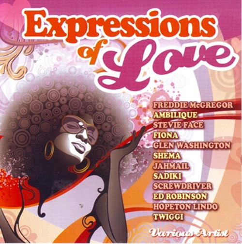 Expressions Of Love - Various Artists