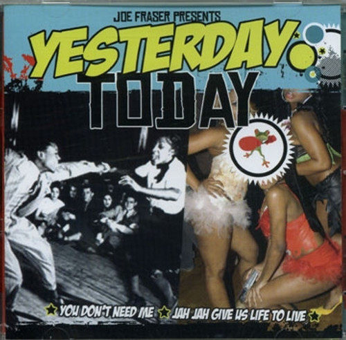 Yesterday Today-you Don't Need & Jah Jah Riddim - Various Artists