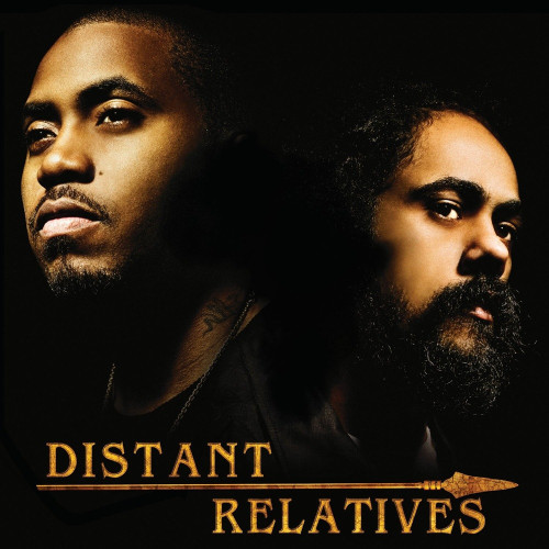 "Distant Relatives - Nas & Damian""jr Gong""marley"