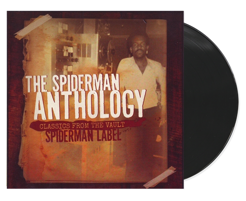 The Spiderman Anthology - Classics From The Vault - Various Artists (LP)