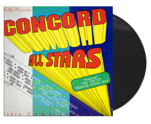 Concord Allstar - Various Artists (LP)