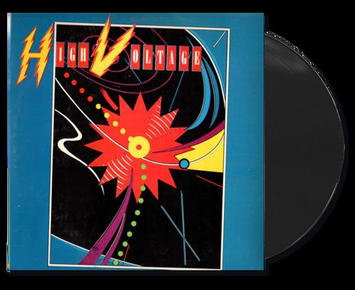 High Voltage - Various Artists (LP)