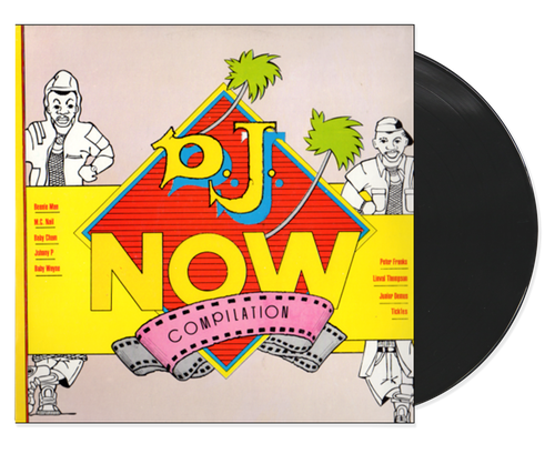 Dj Now Compilation - Various Artists (LP)